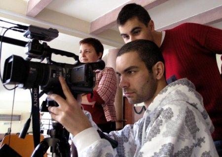 мейкинг на филма - Боби, Андрей и моя милост