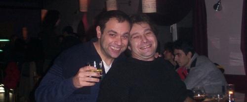 Константин Павлов и Мартин Митов - 2003 г.