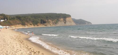 плажът на Иракли