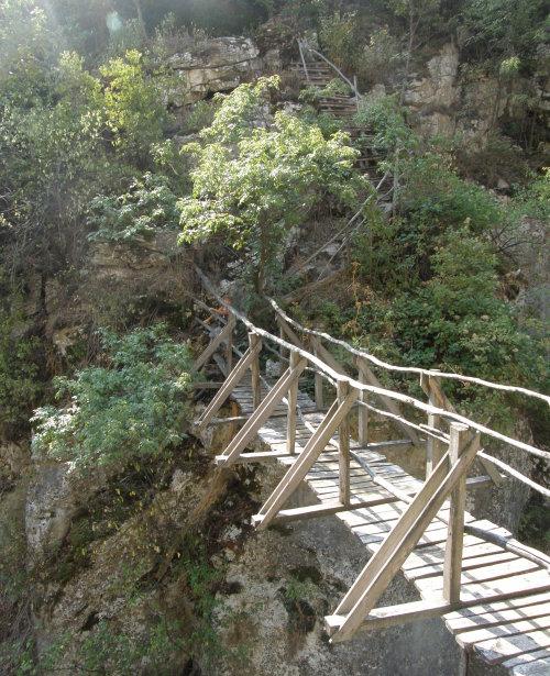 още мостове над река Негованка