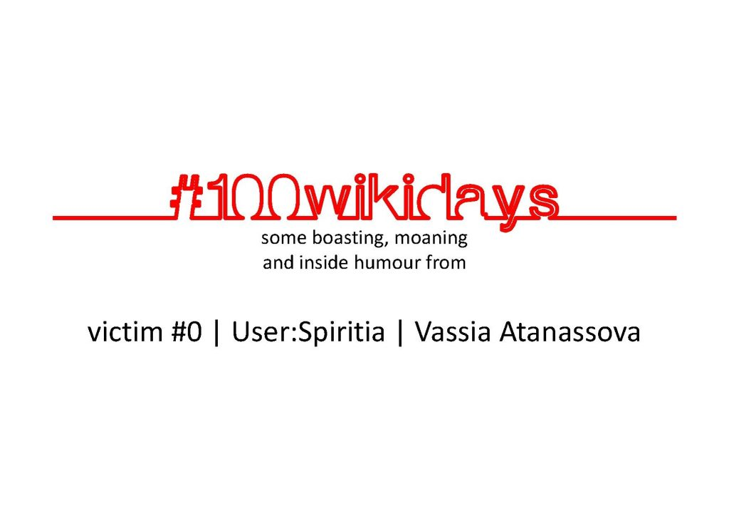 Wikimania-2015-100wikidays.pdf